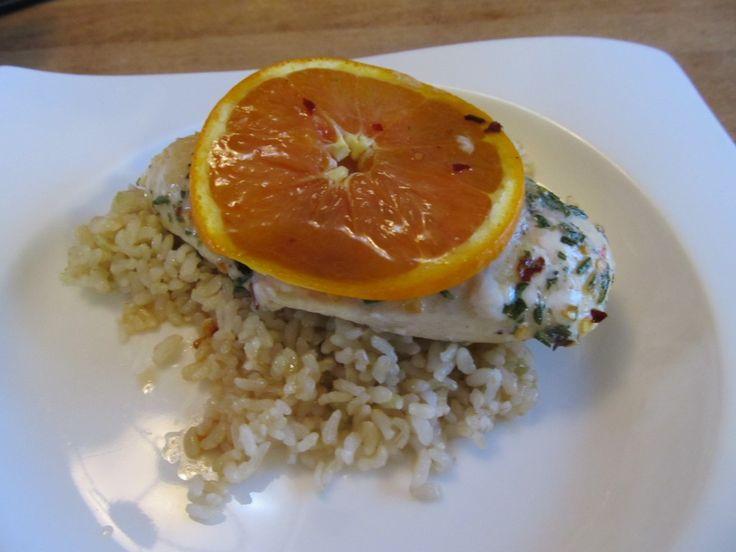 Orange Rosemary Chicken | Recipe Renovations | Pinterest