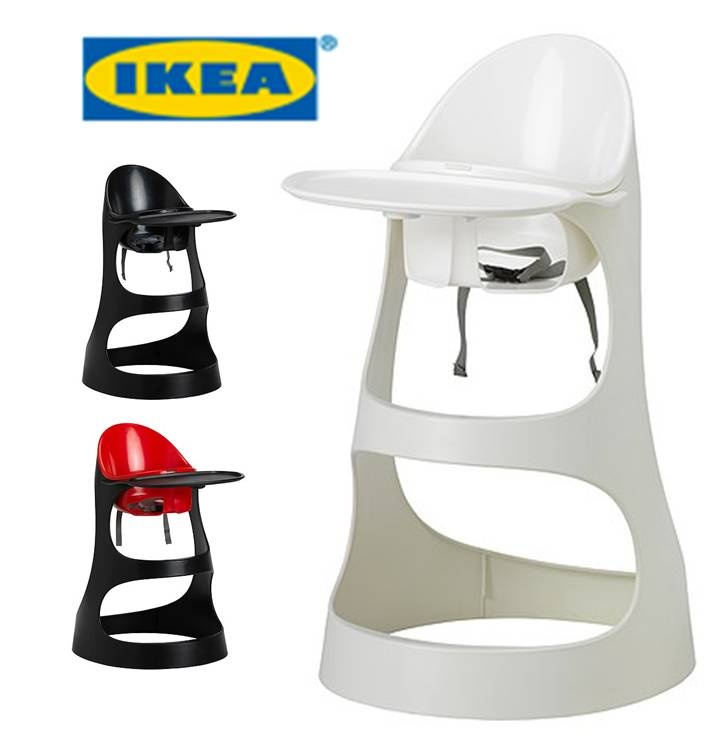 Chaise haute l opard d 39 ikea child baby care products pu ricultu - Chaise haute pliante ikea ...