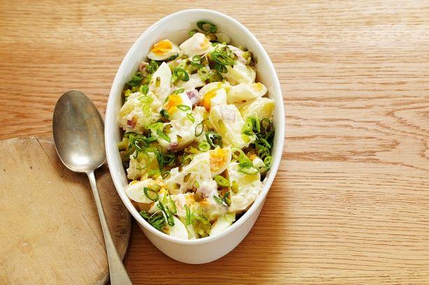 Classic potato salad main image