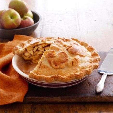 deep dish apple pie | Sweets and Treats | Pinterest