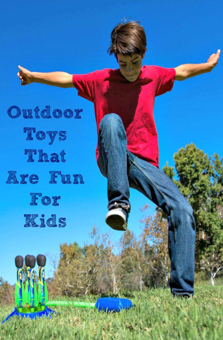 ~ Fun Backyard Toys