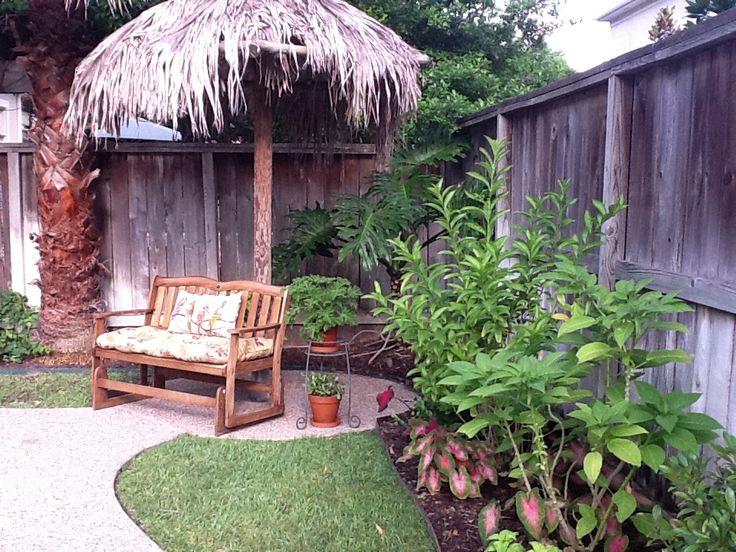 tropical backyard backyard ideas pinterest