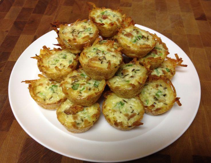 Gluten-free No Cheese Mini Quiches | Recipes | Pinterest