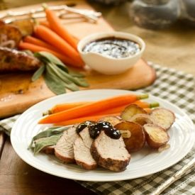 Grilled Pork Tenderloin With Pipian Sauce Recipes — Dishmaps