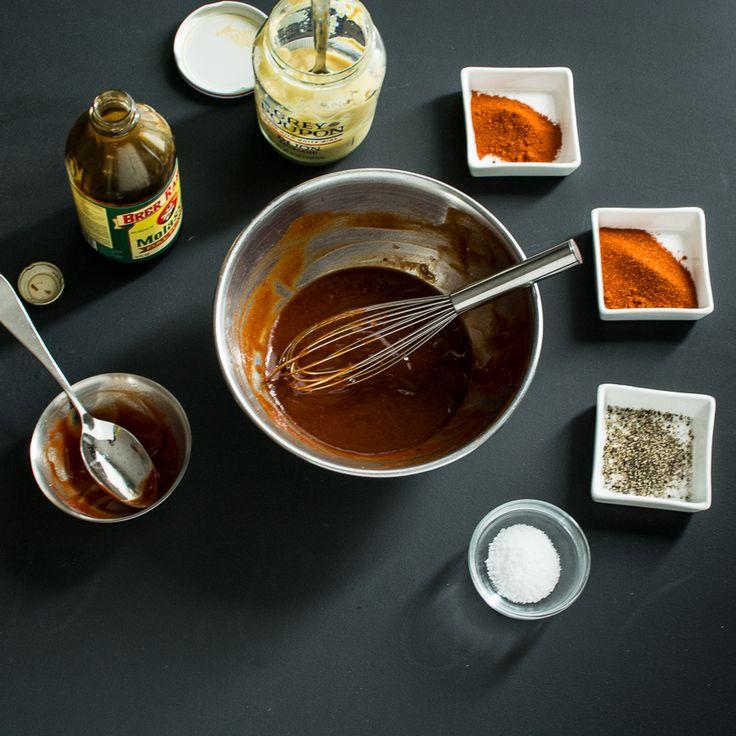 Simple Barbecue Sauce   Thyme of Taste   PacNW Foodie Friends   Pinte ...
