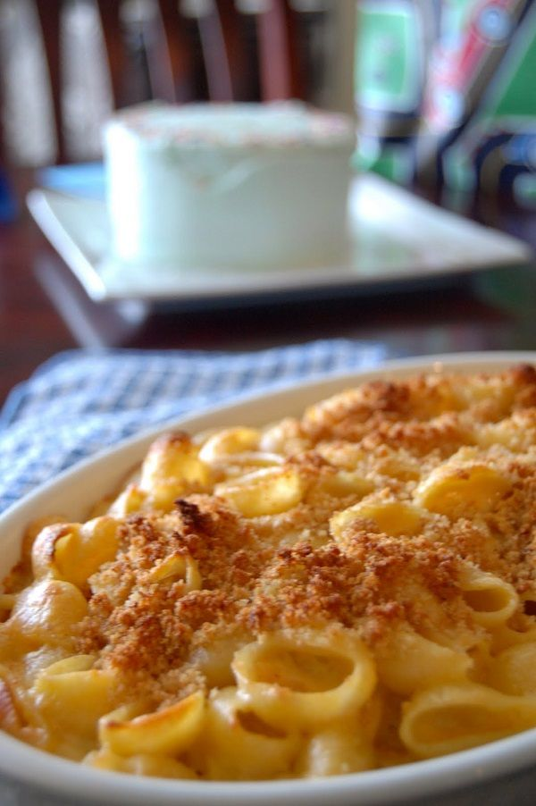 Baked Macaroni and Cheese   Food - Pasta   Pinterest
