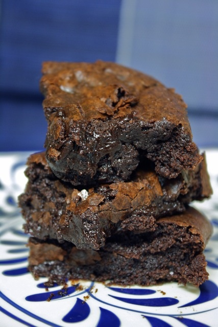 The Traveling Spoon: Best Cocoa Brownies | Deliciousness | Pinterest