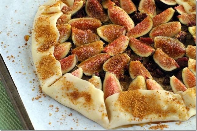 Cranberry-Fig Quinoa Tart Recipe — Dishmaps