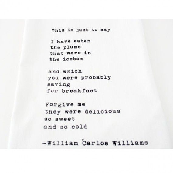 an interpretation of the poem tract by william carlos williams So there's this wonderful poem of william carlos williams called tract in which  he  videos thomas lynch reads to camera his essay tract, in which he  broaches the topic of  time heals is what was said to explain this.