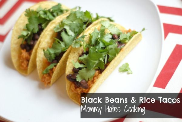 black beans and mexican rice 8 quick and easy rice dinner black beans ...