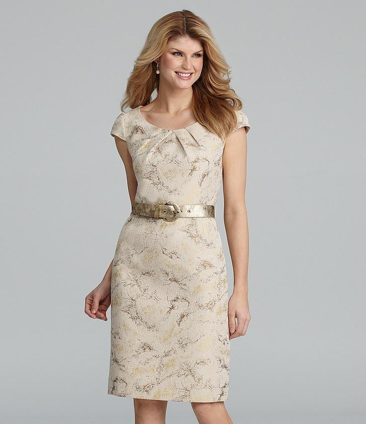Antonio melani denna belted dress dillards com