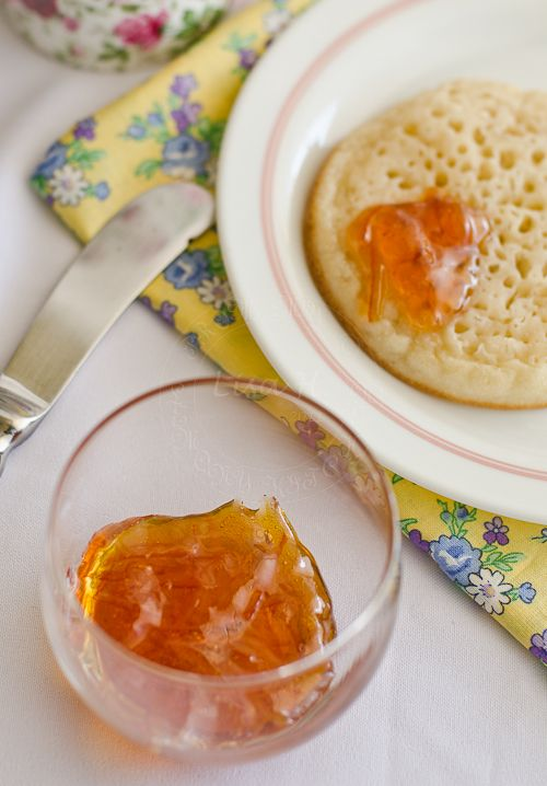 Blood Orange Marmalade | Marmalade | Pinterest