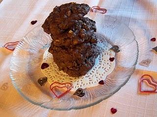 Chocolatey Chocolate Chip Oatmeal Cookies