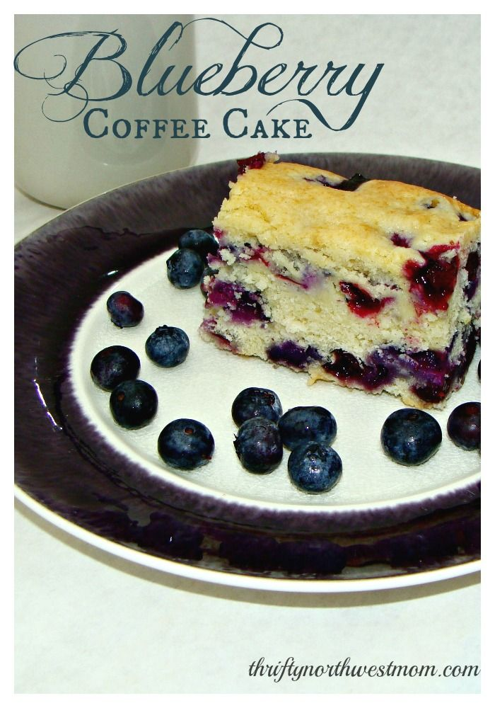 cake blueberry sour cream coffee cake coffee cake overload coffee cake ...