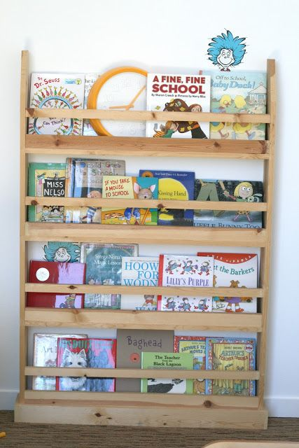 Simple Book Display  Educator39s Choice From Tot Mate