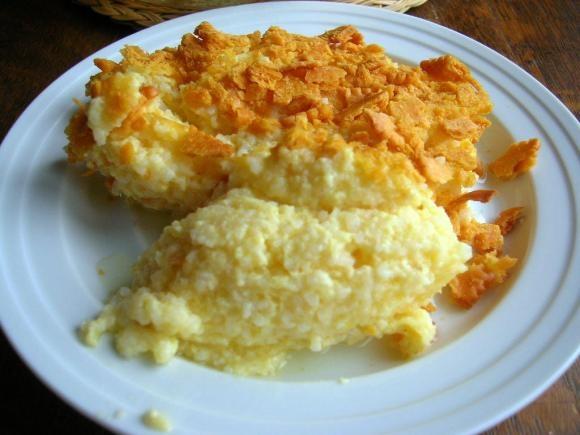 Garlic Cheese Grits 2   Recipies   Pinterest