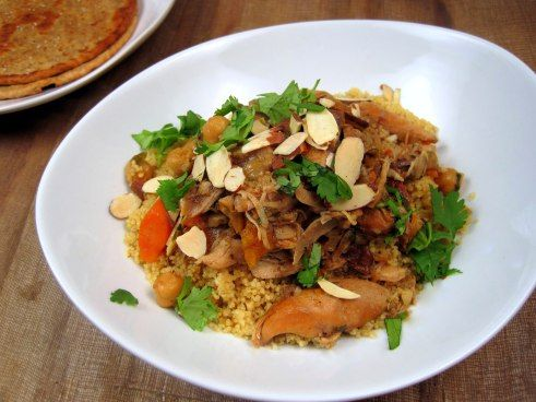 slow-cooker Moroccan chicken stew | Cooking with Adele | Pinterest