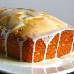 lighter version of lemon pound cake that's so moist and flavorful ...