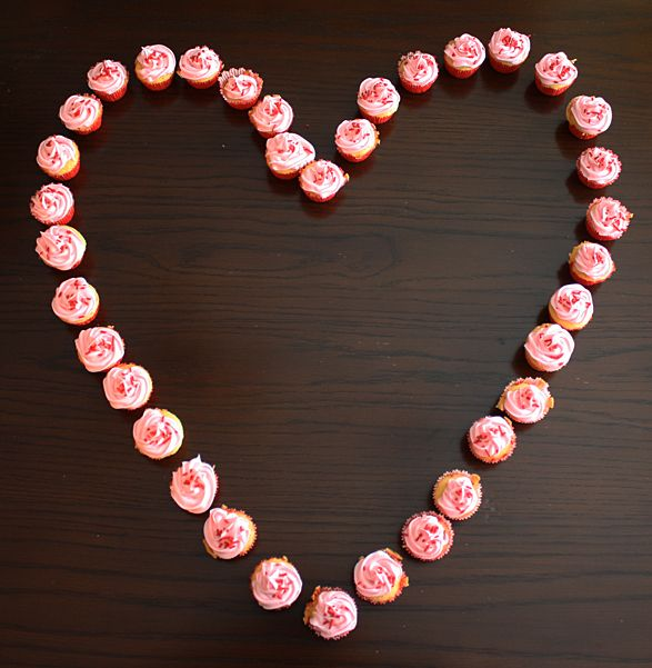 valentine day cupcakes delivery