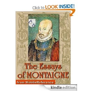 montaigne the complete essays