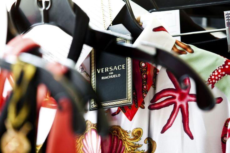 Versace para Riachuelo (Foto: Divulgação)