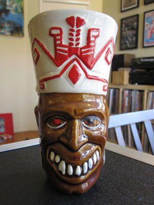 The Bali Hai Goof Tiki Mug