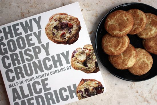 Snickerdoodles | from Chewy Gooey Crispy Crunchy Melt-in-your-mouth ...