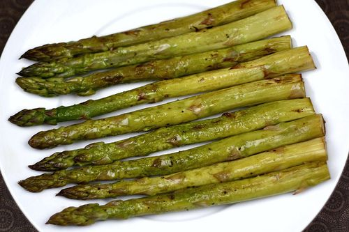 with parmesan roasted asparagus with parmesan and balsamic asparagus ...