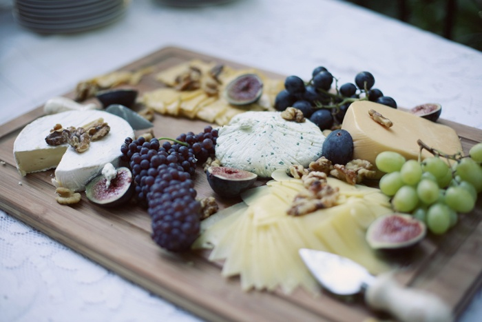 figs and cheese | Just a taste | Pinterest