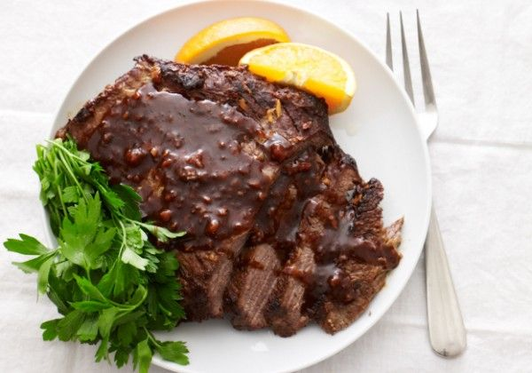 rosh hashanah brisket recipes