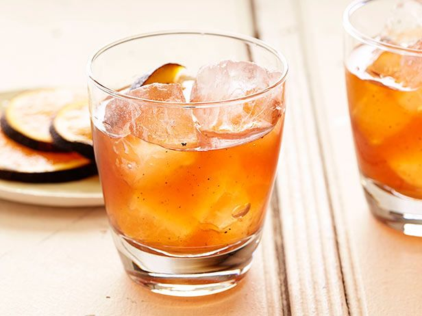 Burnt Orange Negroni Recipe : Food Network - FoodNetwork.com