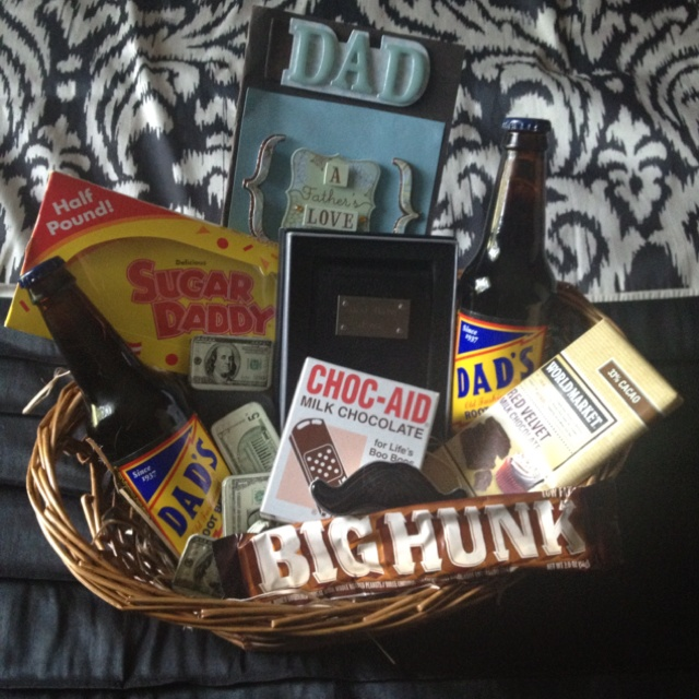 father's day baskets delivered