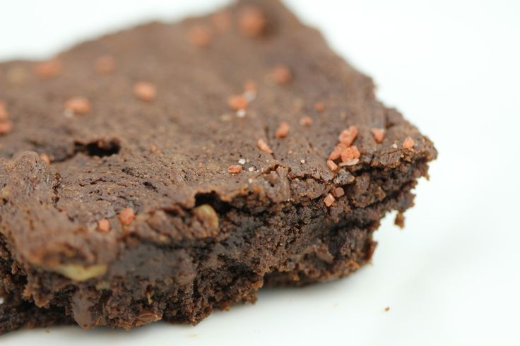 Sweet, Salty and Spicy Brownies | Sweet Life | Pinterest