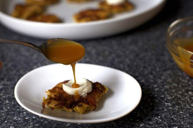 apple latkes | smitten kitchen | Food Porn | Pinterest