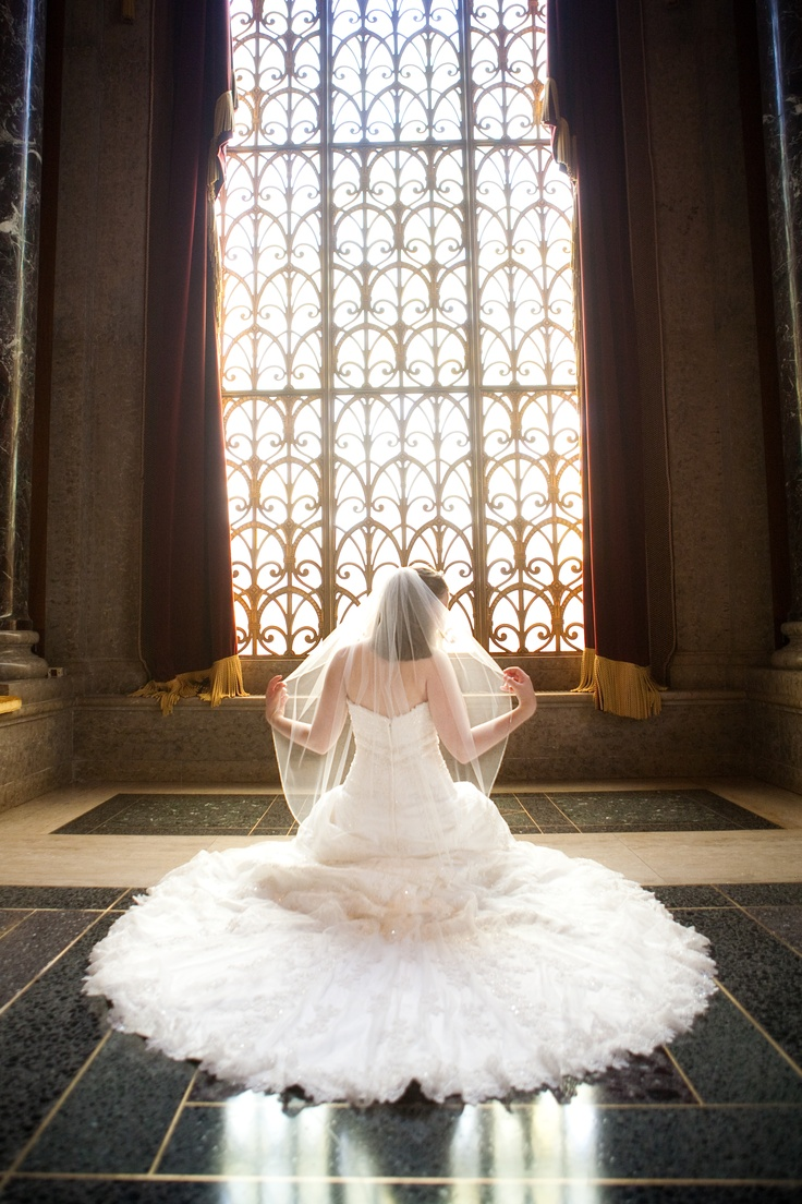 favorite bridal from #Baylor's Armstrong Browning Library!!! (per comment below, photo by Abigail Criner Photography)
