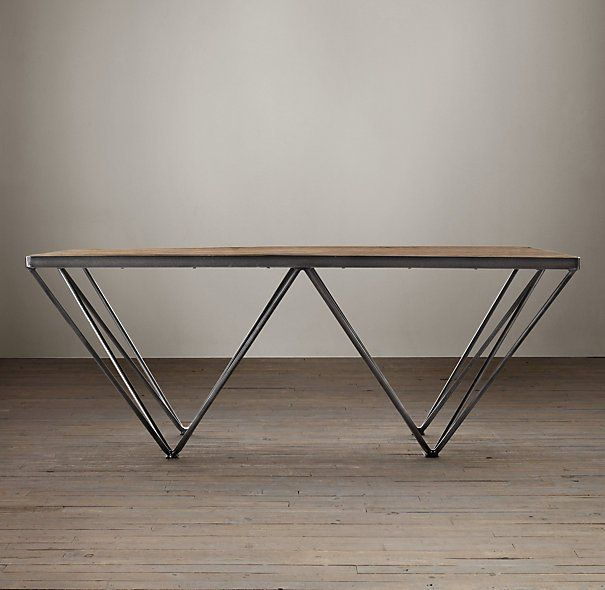 Kinda Cool But Way Expensive Tribeca Square Coffee Table