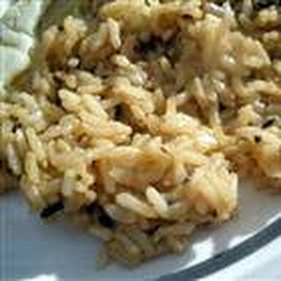 Indian Style Basmati Rice | Food/Recipes | Pinterest