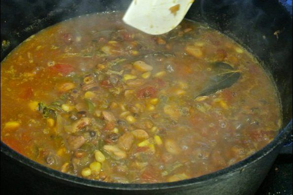 Recipe: Keep suffering at bay with autumn corn and bean succotash ...