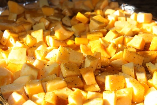 ... Dish Recipes: honey-roasted butternut squash & ricotta bruschetta