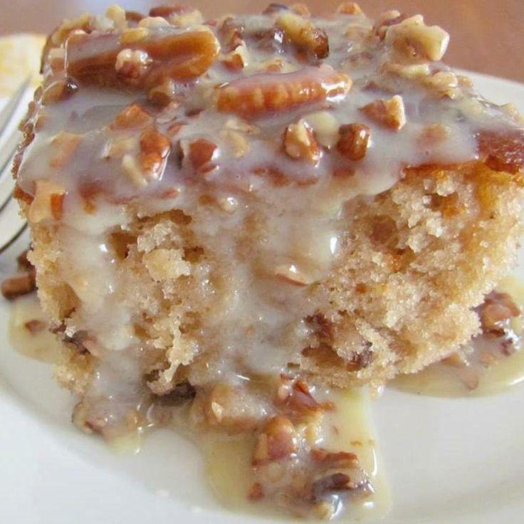 Pecan Praline Coffee Cake | Desserts: Cakes | Pinterest
