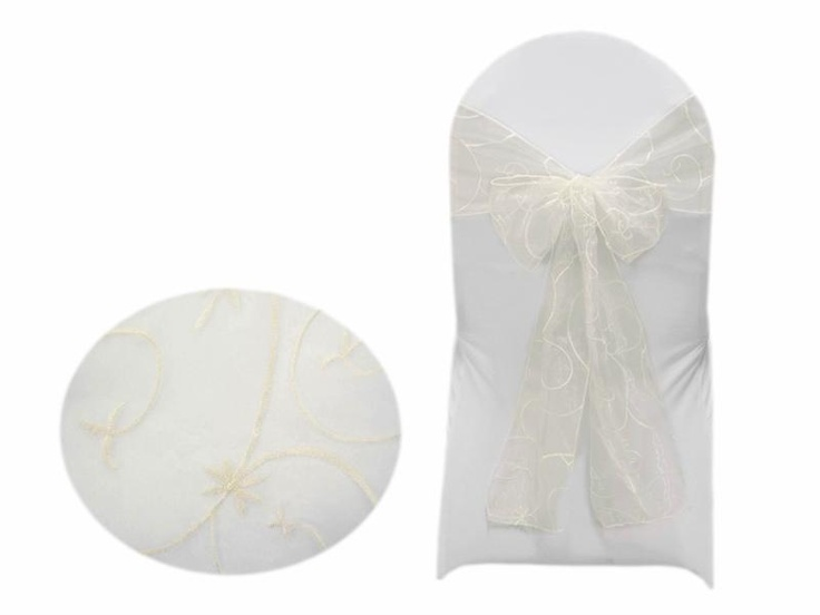 Ivory sashes collection
