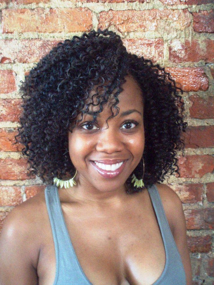 Crochet Braids Black Hair - Natural Pinterest
