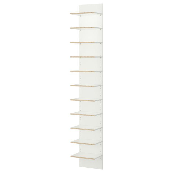 Komplement Shelf Insert Ikea 25x 35x 236 Price 60