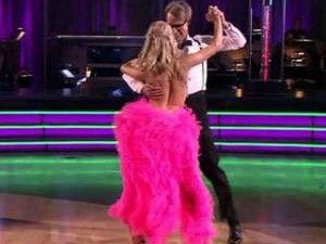 Bill Nye  amp  Tyne Stecklein Dance on    Dancing With The Stars   Tyne Stecklein Bill Nye