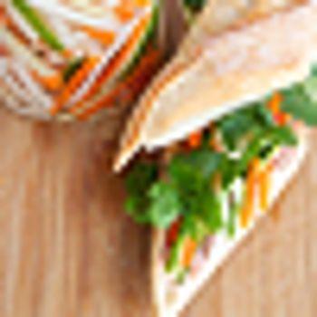 Vietnamese Pickled Vegetables | Appetizers | Pinterest