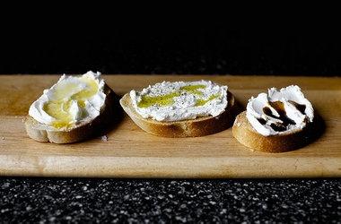 Rich Homemade Ricotta | Yummies! Cheese | Pinterest