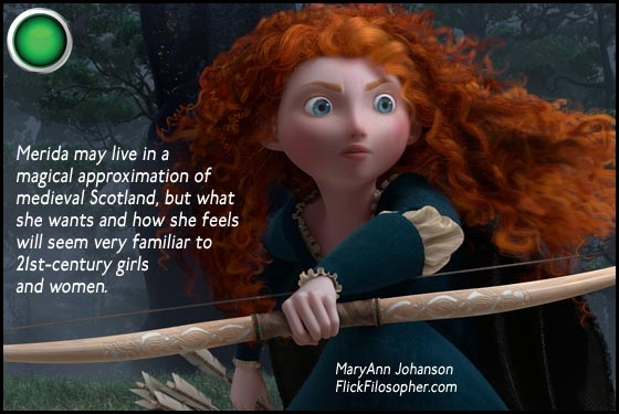 Brave: New in cinemas in the UK; still in theaters in the US and Canada.