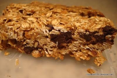 Sweet Potato Chocolate Chip Granola Bars | Food - breakfast | Pintere ...