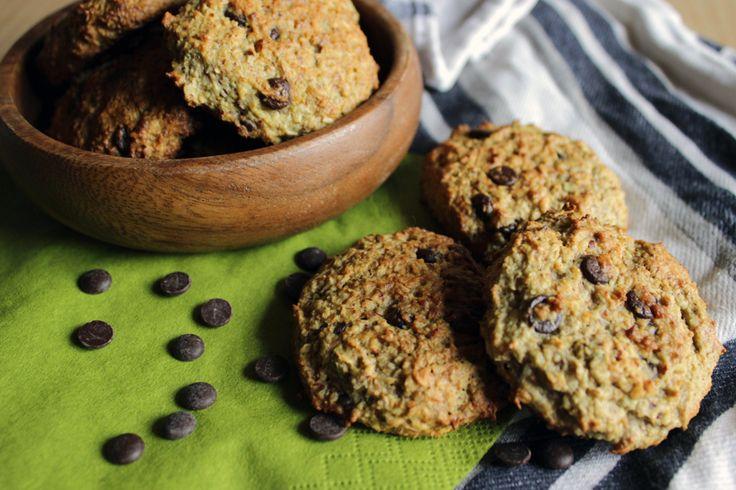 gluten free banana cookies | Sweet Tooth | Pinterest