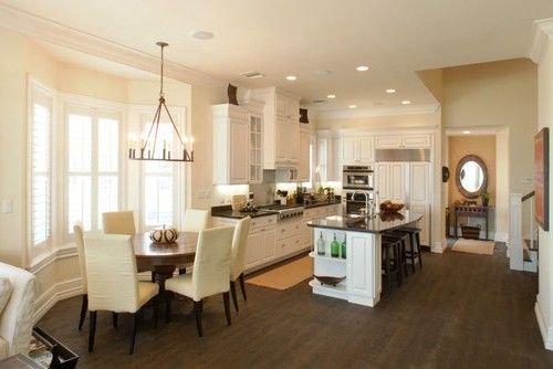 Netpendant Lights Over Kitchen Table : Kitchen Lighting Fixtures Over Table, nothing over the island